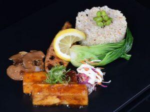 Gindara Inori With Spicy Tofu