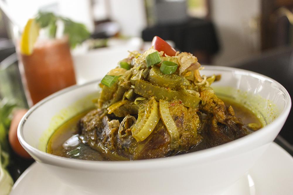Sayur Jukut Ares Bali